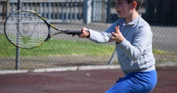 Eltern Kind Tennis 2017